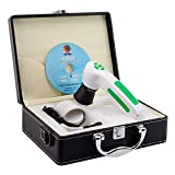 QiQibaby 12 MP High Resolution CCD USB Iriscope ? Diagnostic Eye Camera with 12MP HD 30x Iris Lens and Driver-Free Analysis Software (English Version)
