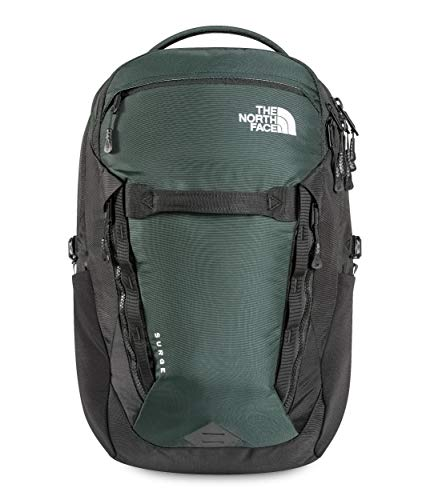 The North Face Surge, Scarab Green/TNF Black, OS