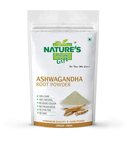 NATURE'S GIFT - FOR THOSE WHO CARE'S Ashwagandha Powder (1 kg)