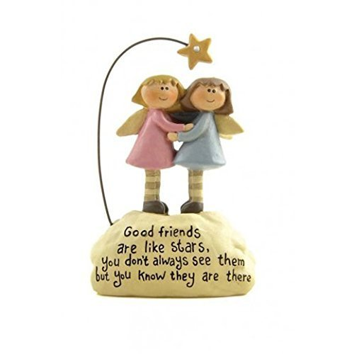 Good Friends Cute Gift Keepsake Ornament By Heaven Sends PHD080