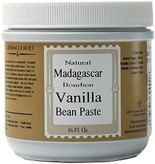 Natural Madagascar Vanilla Bean Paste 16 ounces