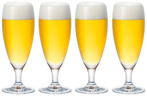 アデリア ADERIA アデリア 食洗機 対応 ビールグラス 280ml 4個セット S5632