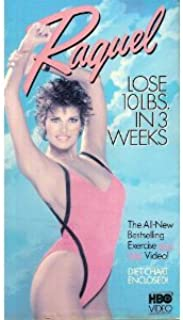 Raquel: Lose 10 Pounds in 3 Weeks VHS