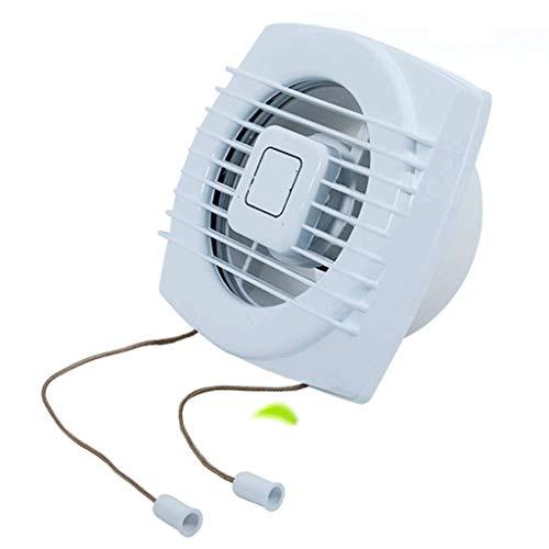 RJSODWL Ventilador de ventilación: el Potente Ventilador de extracción del ático Calla Silenciosamente su casa ventila su casa