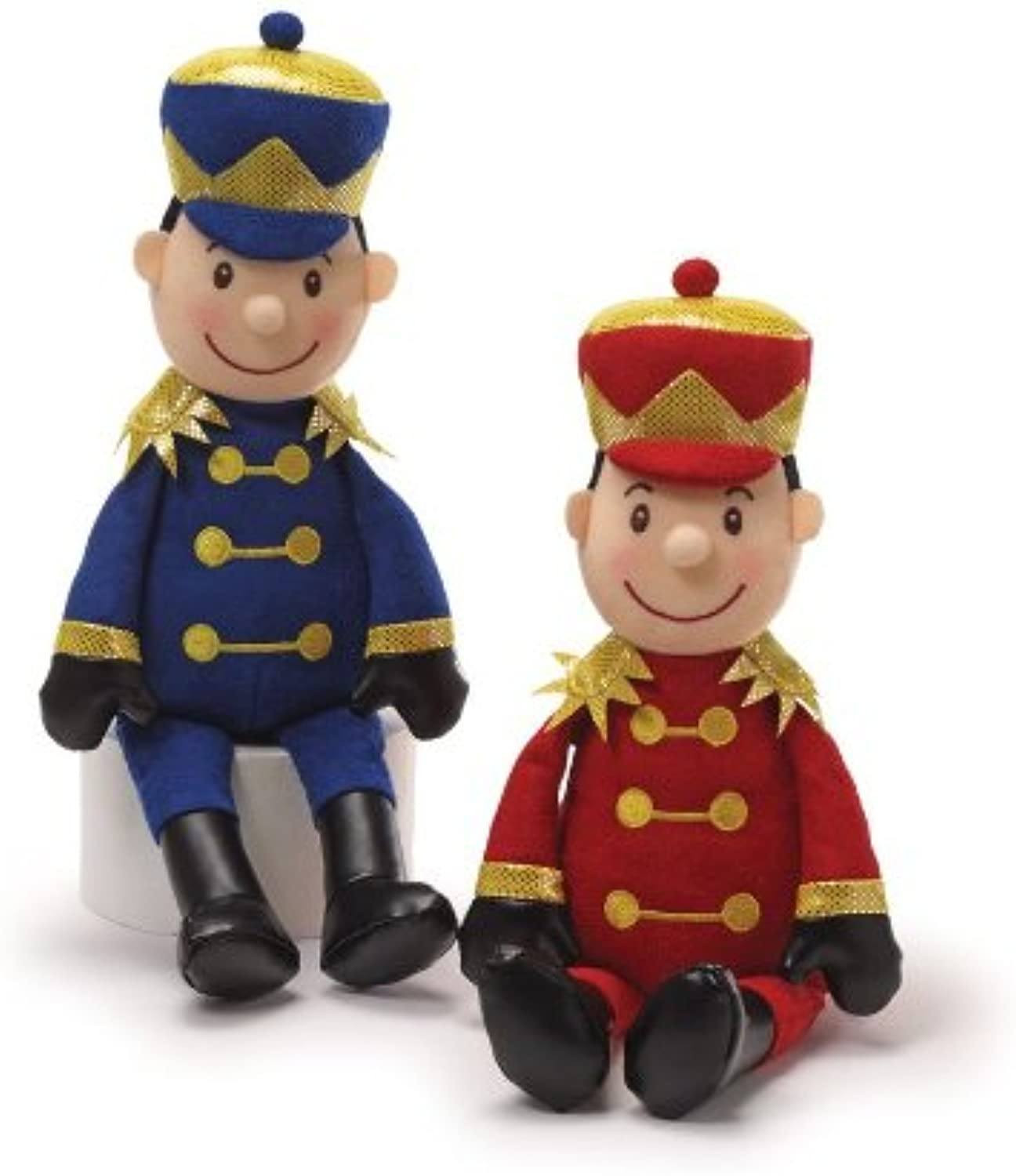 Toy Soldier Plush 13 Inch Farbes Vary Christmas Stuffed Animal by GUND 4035952 by GUND