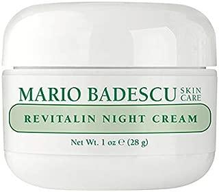 Mario Badescuo Revitalin - Crema de noche, 1 oz.