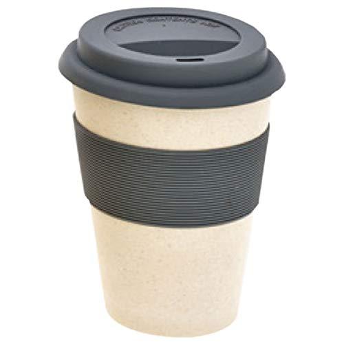 Magu 135 465 - Bicchiere per caffè da asporto, Design: Natur, Colore: Grigio