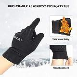 Zoom IMG-1 guanti sportivi invernali uomo donna