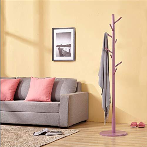 TX ZHAORUI houten chassis-vloerbedekking creatieve slaapkamer-woonkamer-kleerhanger H: 171 cm, 2