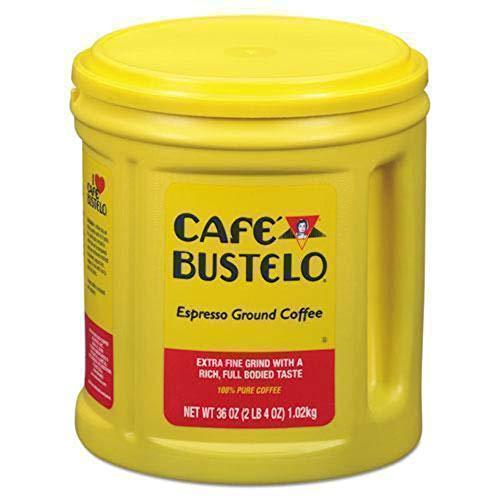 Cafe Bustelo dark roast,special for Espresso Coffee,36oz