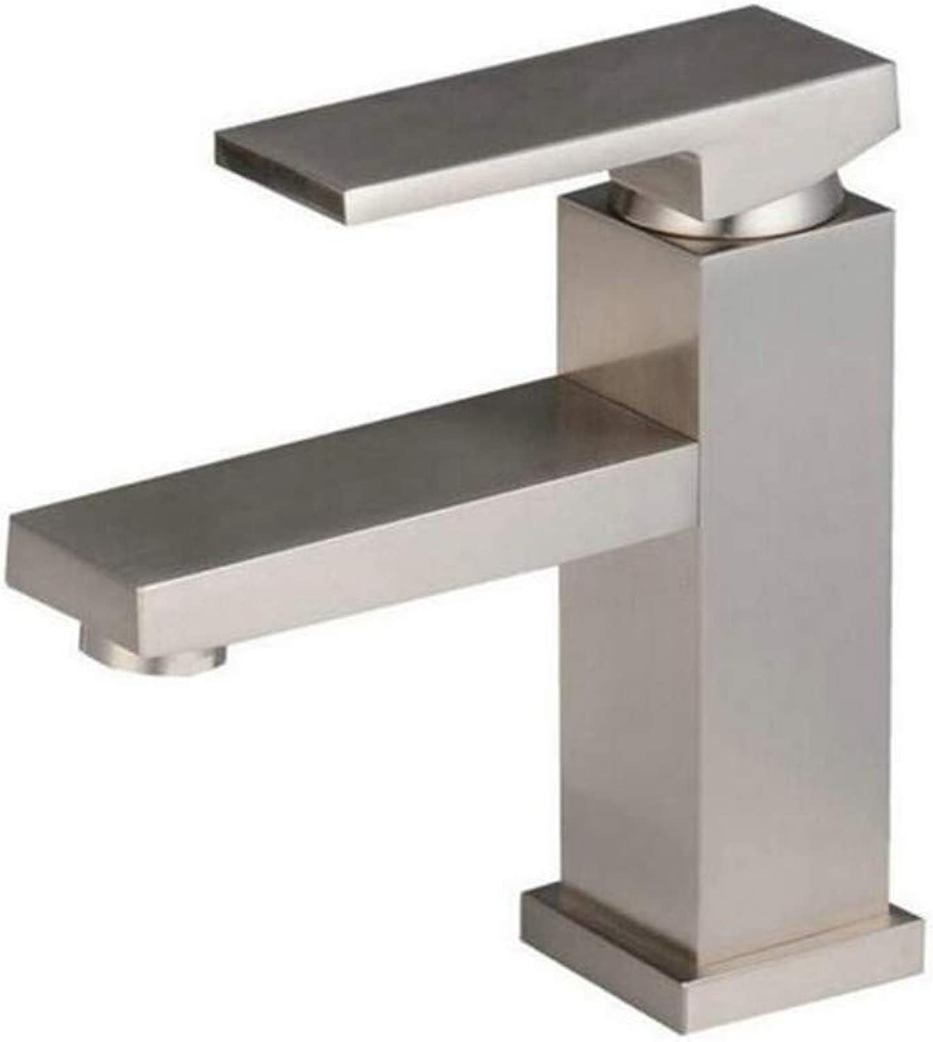 Faucet Lead-Free Square Innovationfaucet Toilet Washbasin Style Individual Faucet