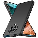 ORNARTO Hülle für Xiaomi Poco F2 Pro, Ultra Dünn Schlank Anti-Scratch FeinMatt Einfach Handyhülle Abdeckung Stoßstange Hardcase für Xiaomi Poco F2 Pro(2020) 6,67 Zoll Schwarz