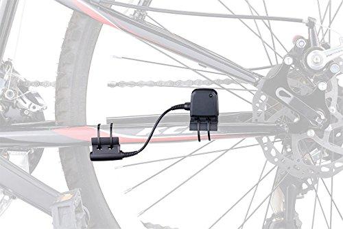 Callstel Fahrrad Sensor: Fahrradcomputer-Sensor kompatibel mit iPhone Bluetooth 4.0 (Fahrradtacho iPhone)