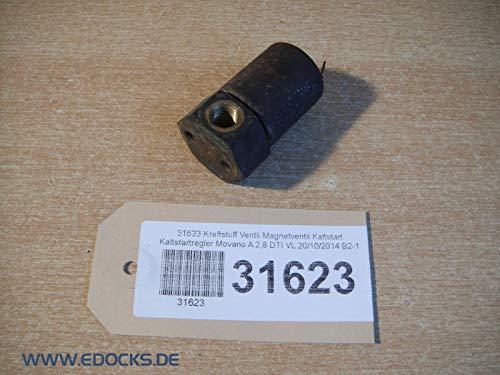 Kraftstoff Ventil Magnetventil Kaltstart Kaltstartregler Movano A 2,8 DTI Opel