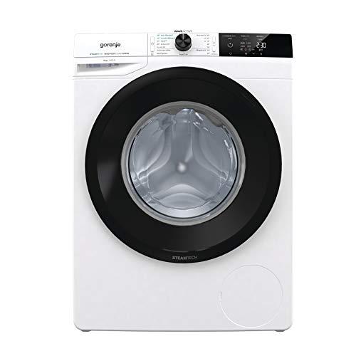 Gorenje WEI 94 CPS Waschmaschine / 9 kg/ 1400 U/min/ Edelstahltrommel/ Schnellwaschprogramm/ A+++/mit Dampffunktion