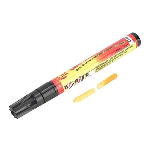 Práctico bolígrafo de reparación de arañazos de pintura, bolígrafo de reparación de arañazos de coche, automático para pintar muebles para todo el coche