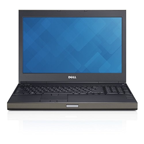 Dell Precision M4800 15in Notebook PC - Intel Core i7-4800MQ 2.7GHz 16GB 250 SSD DVDRW Windows 10 Pro (Renewed)