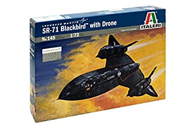 The Hobby Company Italeri 0145S – SR 71 Blackbird