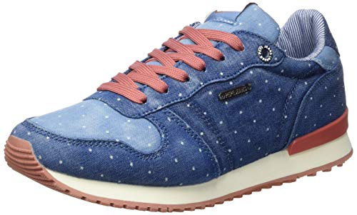 Pepe Jeans Gable Patch Dot, Zapatillas para Mujer