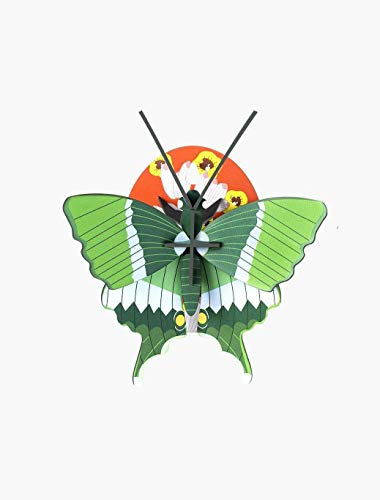 Studio Roof 3D Wall Decoration, Small Swallowtail Butterfly (IMA30)