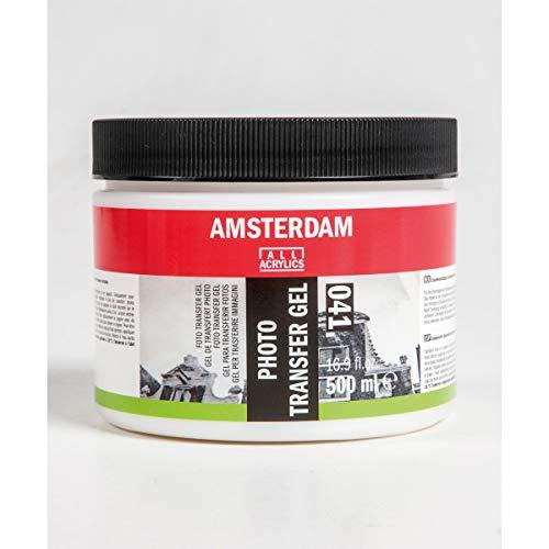 Amsterdam All Acrylics Trasferimento Foto Gel–500ml