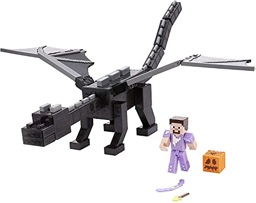 Minecraft Ultimate Ender Dragon Figure, 20-in...