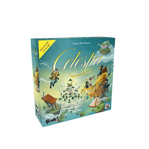 Heidelberger Spieleverlag HE814 Celestia-Grundspiel