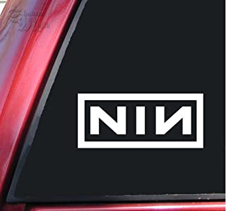 Best nine inch nails car decal Reviews