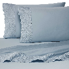 Wamsutta® 400 Thread Count Lace Hem Sheet Set, 100% Cotton - Bed Bath & Beyond