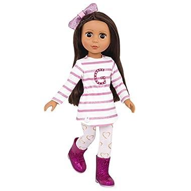Glitter Girls Dolls by Battat – Sarinia 14″ Poseable Fashion Doll – Dolls for Girls Age 3 & Up