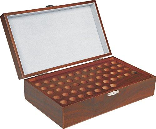 INSIZE 7340-202 Box für Stiftmessgeräte, 15,00 mm-20,00 mm, 51 Stück