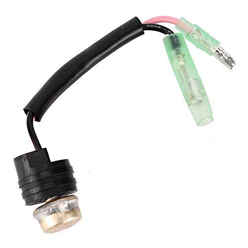 Interruptor del sensor de temperatura, ensamblaje del interruptor del sensor de temperatura del aceite refrigerante de alta calidad para el motor fuera de borda del yate marino para el hogar industria