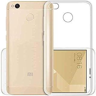 xiaomi redmi 4X tpu case cover clear