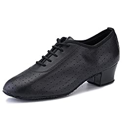 Ladies Wide Fit Ballroom Dance Shoes