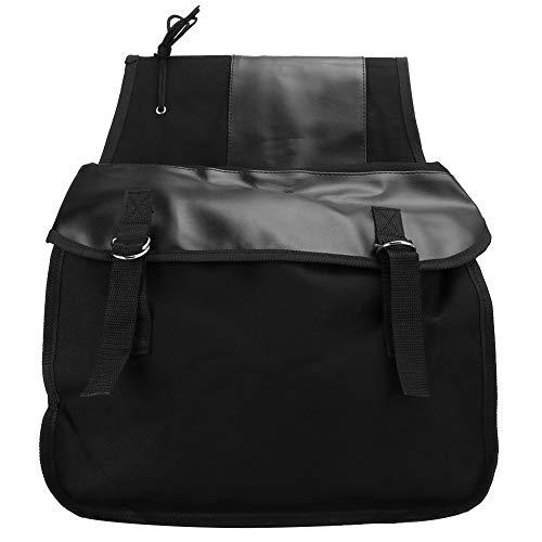 NITRIP Bike Rear Bag, Cycling Bag Mountain Bike Rear Pack Portable Motorcycle Bike Equipment for Men Outdoor Activity
