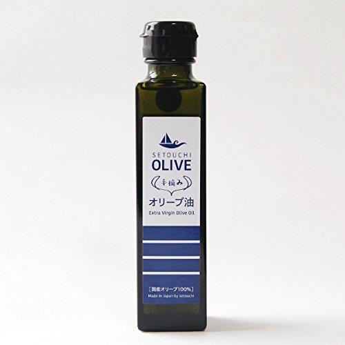 国産オリーブ100% 瀬戸内エキストラバージンオリーブオイル〈ルッカ〉150ml