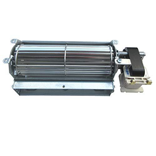 Direct store Parts Kit DN122 BKT GA3650T GA3650TB GA3700T GA3700TA Fireplace Blower Fan Kit for Desa Rotom