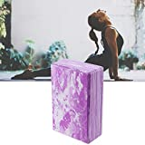 <span class='highlight'><span class='highlight'>KAIKUN</span></span> Yoga Brick Yoga Block Foam Blocks Yoga Blocks And Bricks Yoga Block Foam Yoga Support Blocks Yoga Set Yoga Starter Kit Pilates Head Block purple,2pcs