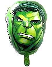GulfDealz Marvel Avengers, Party Balloon Decorations 14 Inches - Green