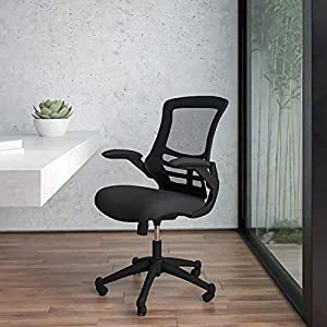 If you're seeking exceptional seating comfort for yourself or multiple employees this ergonomic mesh back office chair will fit the bill. Everyone from the CEO to the front office staff will enjoy working in comfort with this office task chair. SAFET...