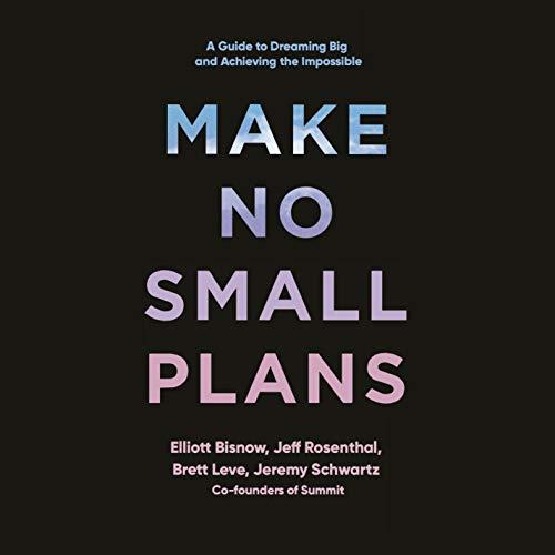 Make No Small Plans cover art