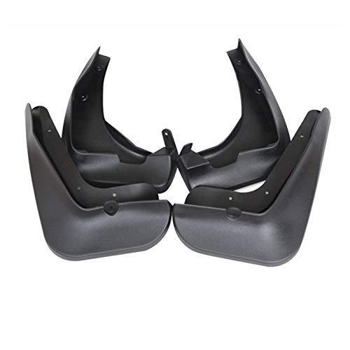 KUNGE Guardabarros de Coche para E87 F20 F21 F30 F10 E60 G30 F01 G11 F52 Guardabarros de neumáticos Guardabarros de Salpicaduras Guardabarros (Tamaño: G11 G12 2016-2018)