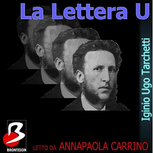 La Lettera U audiobook cover art