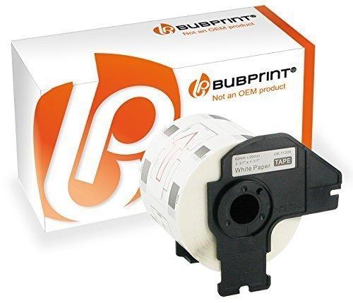 Bubprint Etiketten kompatibel für Brother DK-11209 für P-Touch QL1050 QL1060N QL500 QL500BW QL550 QL560 QL570 QL580N QL700 QL710W QL720NW QL800 QL810W