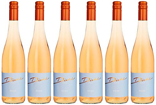 Weingut Diehl, Pfalz Rosé Portugieser Feinherb (6 x 0.75 l)