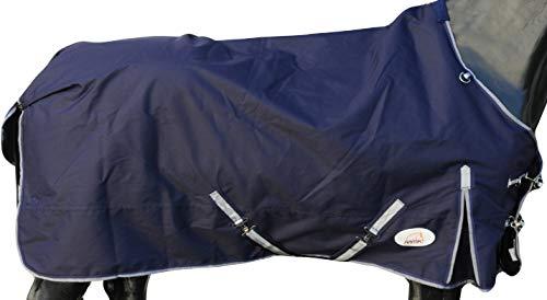 AMKA paardendeken regendeken outdoordeken 600D waterdicht ademend