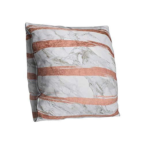 Preisvergleich Produktbild JujubeZAO Kissenbezug,  doppelseitig,  Leopardenmuster,  quadratischer Kissenbezug für Sofa,  Bett,  Auto,  Dekoration für Zuhause 10