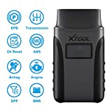 XTOOL OBDII Code Reader Anyscan A30 Full System Diagnosis for ABS, SRS, Engine, Transmission, EPB with iPhone/iPad and Android (A30)