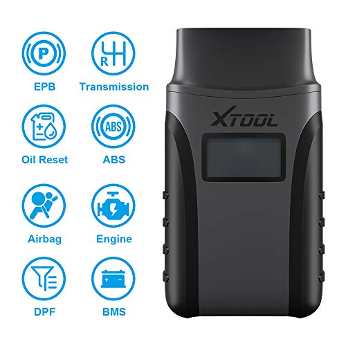 Save %52 Now! XTOOL OBDII Code Reader Anyscan A30 Full System Diagnosis for ABS, SRS, Engine, Transm...