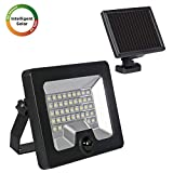 Solar Powered Flood Lights Review and Comparison